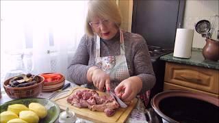 Баранина - рецепт чанахи(Баранина - рецепт приготовления мяса в горшочке Чанахи - блюдо грузинской кухни. Рецептов приготовления..., 2016-02-22T14:28:54.000Z)