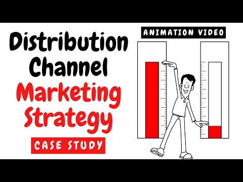 Distribution Channel Marketing Strategy - Case Study (Starbucks)