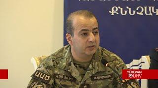 Զինծառայողների շրջանում կեղծ լուրեր տարածելու համար անձը ձերբակալվել է. Արմեն Աբազյան