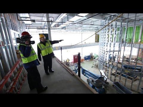 Holland Energy Park Tour - Control Room