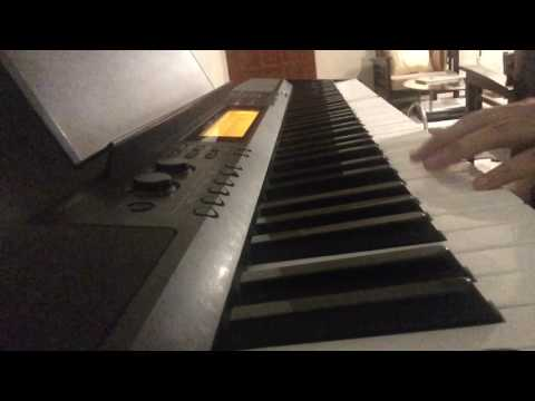 Burnout by 3D from I'm Drunk, I Love You piano cover