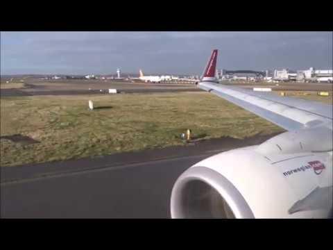 TRIP REPORT | Norwegian Economy | B737-800 | London Gatwick - Madrid