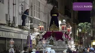 Jesús Cautivo y Rescatado y Virgen de la Trinidad (Medinaceli) por Pelota (Semana Santa Cádiz 2019)