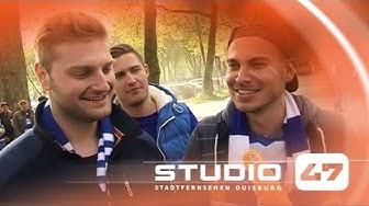 STUDIO 47 Live   IMPRESSIONEN & STIMMEN NACH DEM SPIEL MSV DUISBURG GEGEN RB LEIPZIG