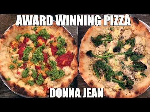 Donna Jean Award Winning Pizza