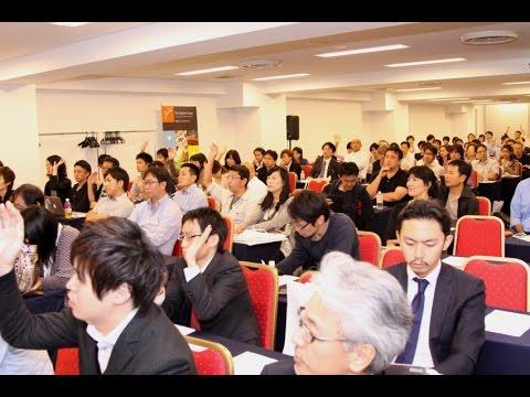 The Payoneer Forum 2014  - Tokyo, Japan