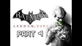 Batman - Arkham City PART 4 Locate Mr.Freeze and recover the cure (PC LET