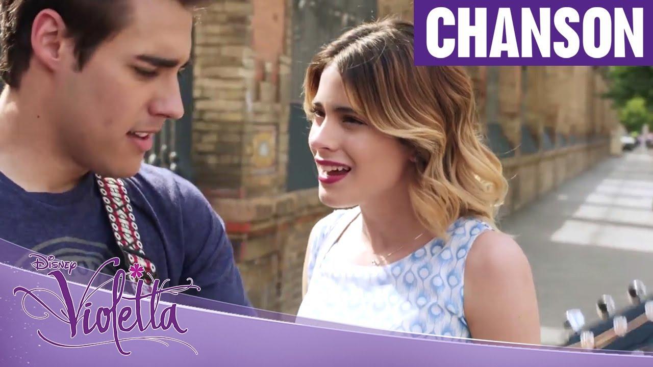 Violetta saison 3 abrazame y veras pisode 79 exclusivit disney channel youtube - Musique violetta saison 2 ...