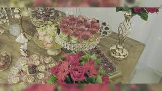 """Casamento - Espaço Luminattos 23/11/2019 """"Mesa Decorada"""""""