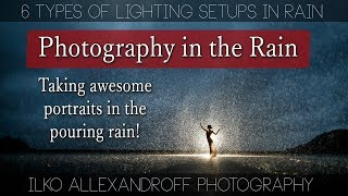 Скачать How To Take Awesome Portraits In The Rain Tips For Photography In Rainy Weather And Strobist Setups