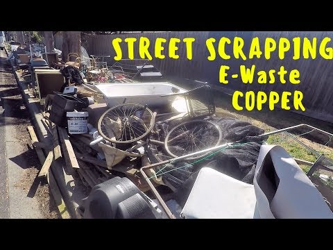 Street Scrapping for eWaste Part 4