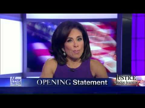 Judge Jeanine: America's New Hero Is A Canadian Gun Owner