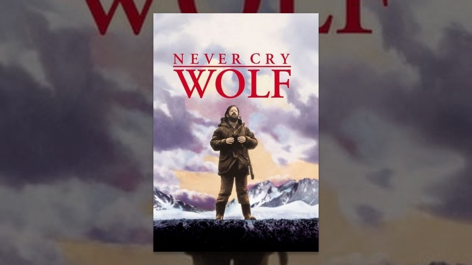Never cry wolf movie essay
