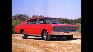 #Musclegarage Retrocarshow #2 Dodge Charger 1967