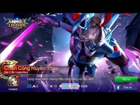 Vũ Liz Bang Bang Legend #1 : Cầm Saber Cứ Ngỡ Chơi Yasuo Trên Điện Thoại !! thumbnail