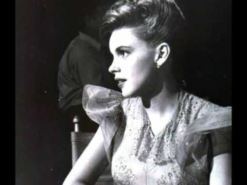 Judy Garland...Blues In The Night (Alternate Take)