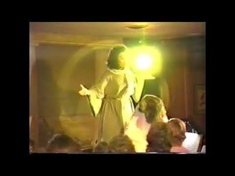 Simon Zealots - Trawler Dinner Theater Production of Jesus Christ Superstar