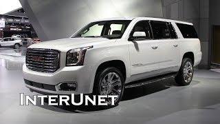 2018 GMC Yukon XL SLT - full size luxury SUV