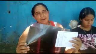 Madre solicita ayuda porque tiene problemas en su Brazo ella nos muestra con pruebas