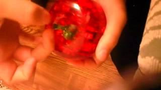 Обзор Кристаллический пазл 3D. Яблоко