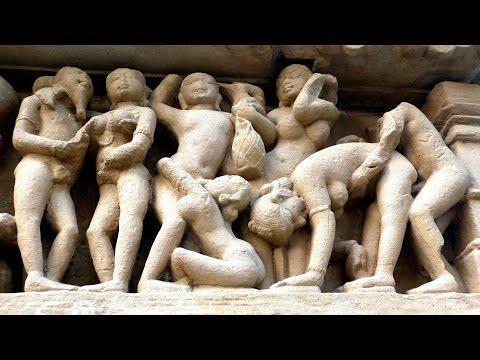 India Khajuraho Kamasutra Love Temples Erotic Sculptures