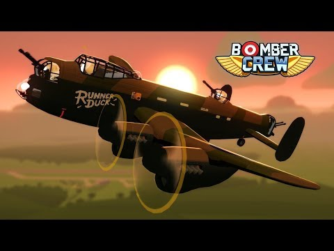 Bomber Crew - We're Going Down!