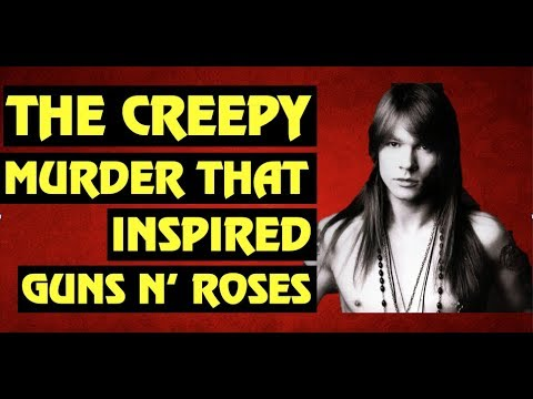 Guns N' Roses  The Unsolved Murder That Inspired Double Talkin' Jive Use Your Illusion 1