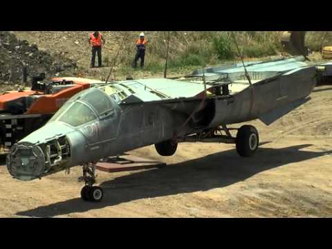 F111 Disposal Video - YouTube
