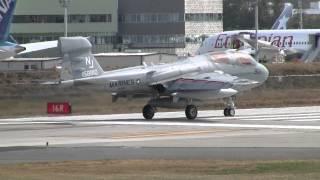 EA-6B Takeoff