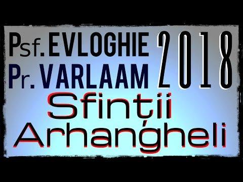Psf. Evloghie si Par. Varlaam, Predici de Sfintii Arhangheli 2018