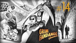 GRIM FANDANGO - Cap 14 - Las medias de Merche