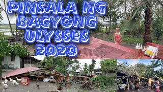 HAGUPIT NG BAGYONG ULYSSES 2020/malagung kapampangan