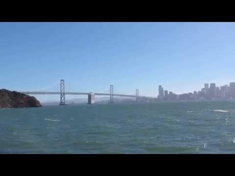 San Francisco Bay Panorama from Treasure Island