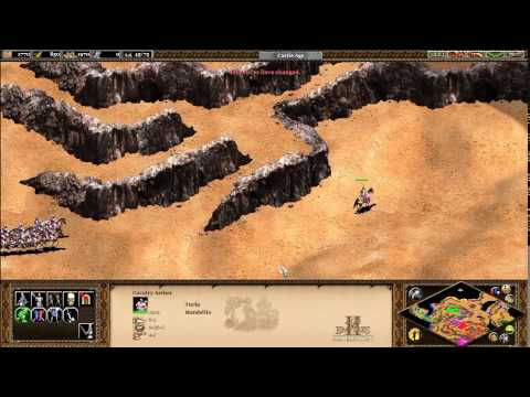 Age of Empires II: HD Edition - Battle of Manzikert