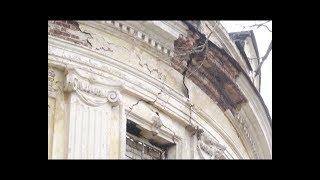 Як виглядає палац у Старому Мерчику після пожежі та чи є тепер у неї мабутнє? - Вісті Ньюс