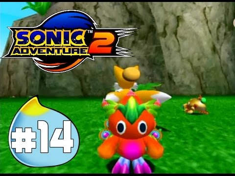 Sonic Adventure 2 Battle Chao Garden Part 14 Youtube