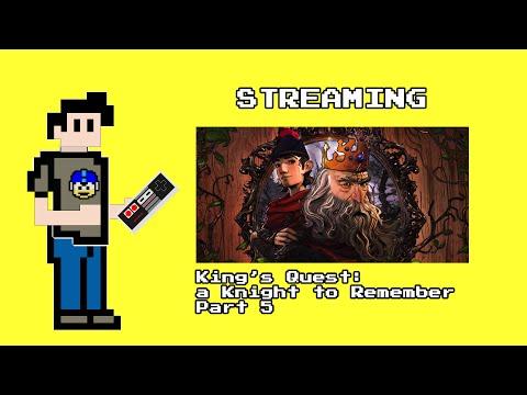 ChuckingDice's Live PS4 Broadcast: King's Quest Episode 001 - part 005