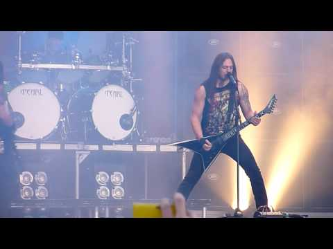 Bullet For My Valentine - Intro & Your Betrayal, Live @ Metaltown 2010
