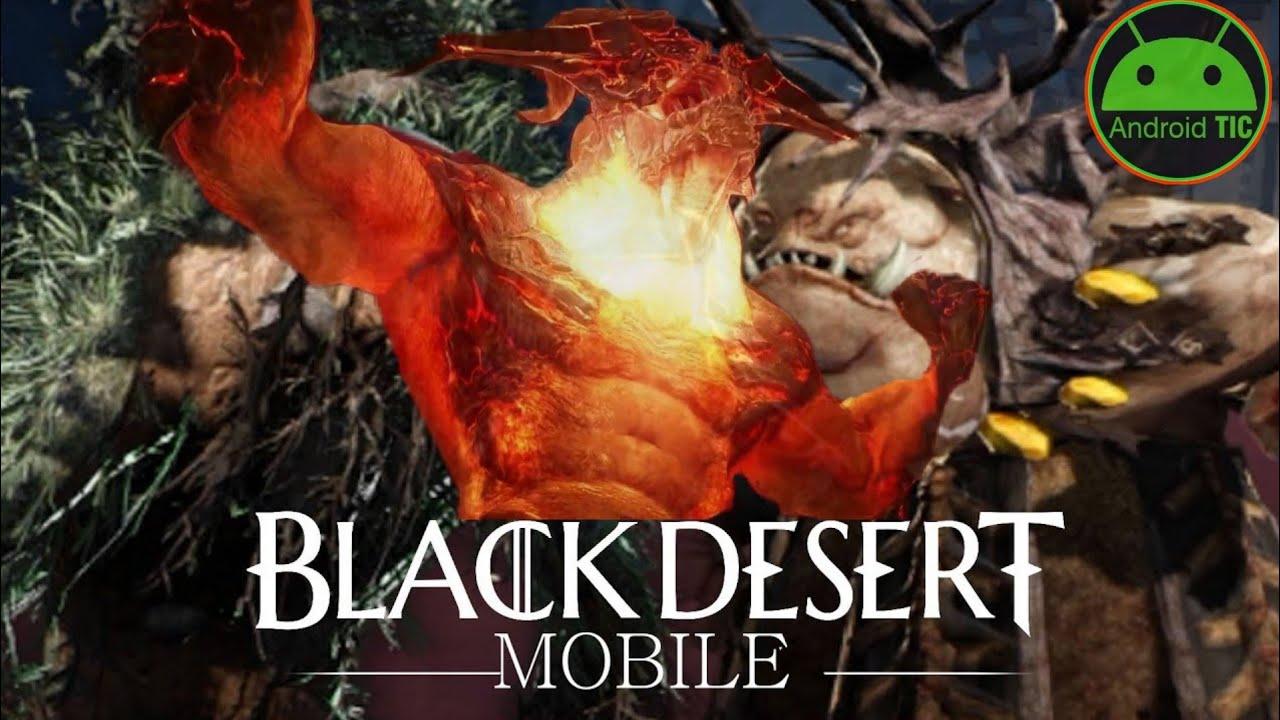 Black Desert Mobile Guild Boss HeaveNDemonS