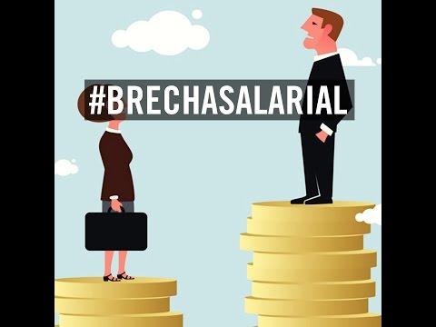 #BRECHASALARIAL Desigualdad salarial entre hombres y mujeres
