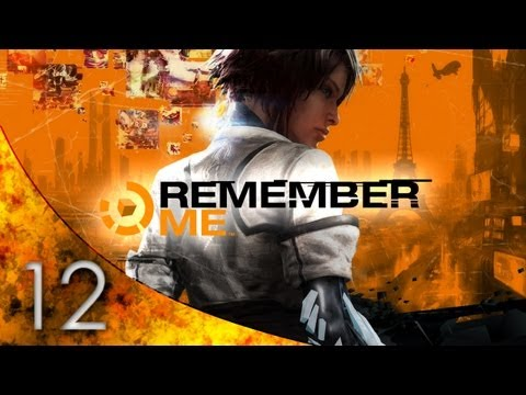 Yah Mo Play: Remember Me: Playthrough Part 12: Scharamecha H