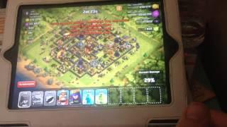 Clash of Clan TH10 GoArch cheap Champion farming....