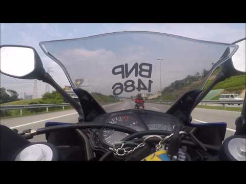 R25 Red & Blue Ride To Sepang