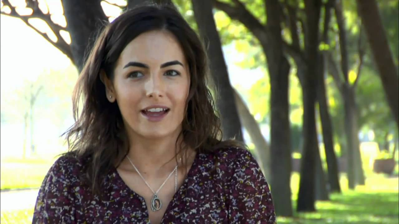 Camilla Belle: From Prada To Nada Interview - YouTube