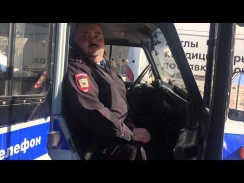 Встреча с уфимской полицией