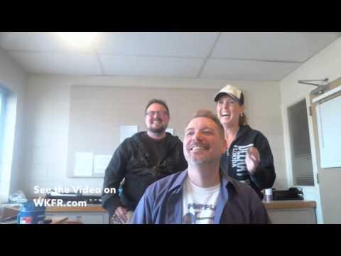 KFR's Staff Reacts to A Video of Dana Marshall