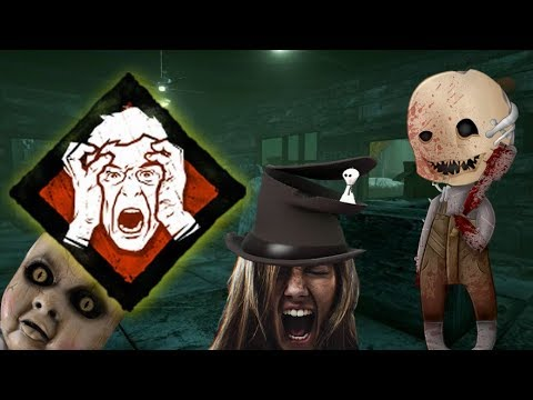 Dead By Daylight Perk Demonstration Unnerving Presence Youtube
