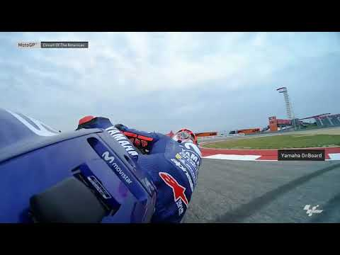 Americas GP: Yamaha OnBoard