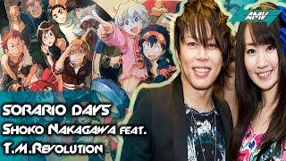 T.M.Revolution 空色デイズ (Sorairo Days) feat 中川 翔子 (Shoko Naka...