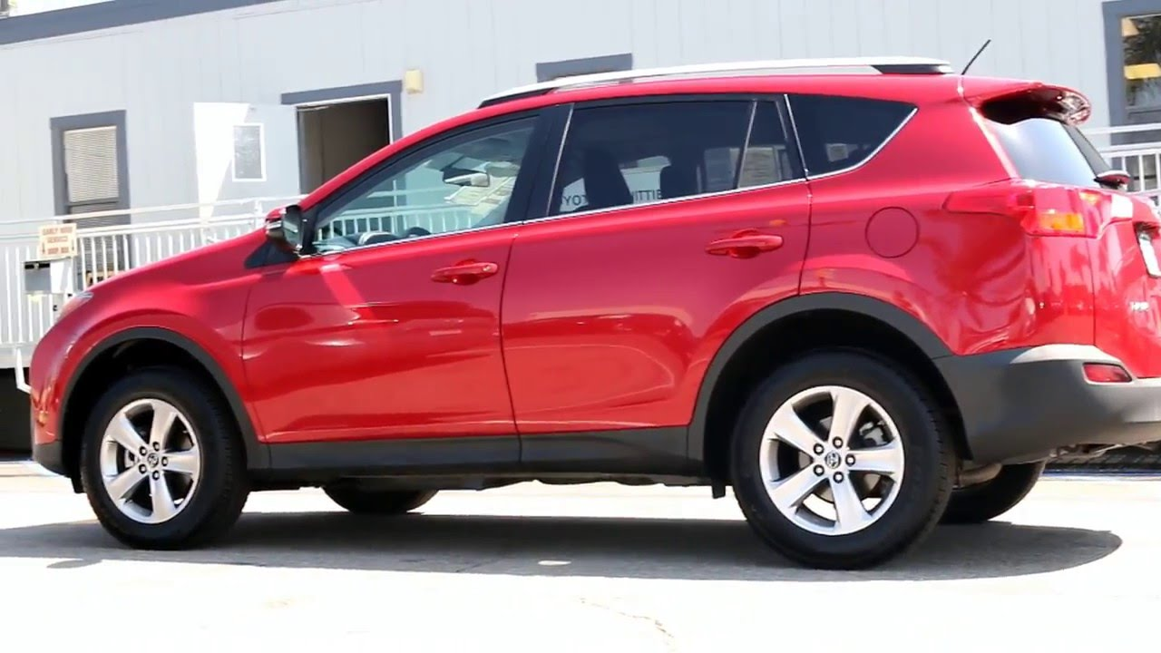 certified used vehicles 2015 toyota rav4 xle deep red toyota of whittier 888